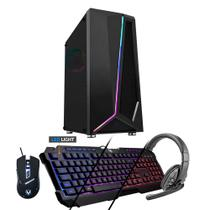 Kit - PC Gamer Neologic X NLI81870 Intel G-5900 8GB (GTX 1650 4GB) 1TB -