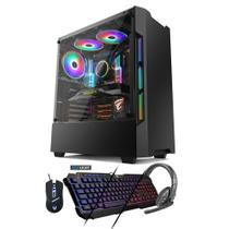 KIT - Pc Gamer Smart PC SMT81778 i5 8GB (GT 1030 2GB) 1TB - Neologic