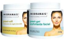 Kit Peel-gel Esfoliante E Peel-off Máscara Hidramais 250g Cd - Podery