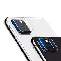 Kit Película De Vidro Anti Risco Lente Câmera Iphone 11 Pro + Película 3D Vidro - GLASS
