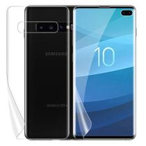 Kit Película Gel Frente + Verso Samsung Galaxy S10 Plus - Encapar