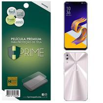 Kit Película HPrime Frente + Verso para Asus Zenfone 5 ZE620KL / 5Z ZS620KL - Pet Invisível -