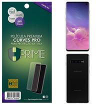 Kit Película HPrime Frente + Verso para Samsung Galaxy S10 - Curves Pro -