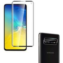Kit Película Nano Gel Samsung S10 + Película Camera Traseira Soft Glass S10 - Encapar