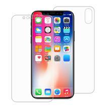 Kit Películas de Gel Ultra-fino para iPhone XS Max - Frente + Verso - Encapar