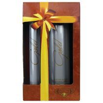 Kit perfume cuba gold prime + gold 35ml -