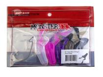 Kit Pesca Para Traíra Monster3x 5 X-frog Sapinhos Oferta ! - Monster 3X