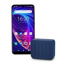 Kit Philco Smartphone PCS02P Hit Plus + Speaker Go PBS10BTA -