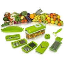 Kit Picador e Cortador de Legumes e Frutas - Hauskraft