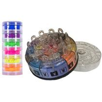Kit Pigmento Rainbow Sombra Asa De Borboleta 24cores Playboy -