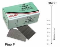 Kit pino prego para grampeador pinador rocama f-30 30mm com 4992 pinos -