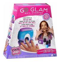 Kit Pintura E Carimbo De Unha Go Glam - Sunny 2130 -