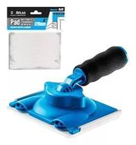 Kit Pintura Pad Recorte 360 Atlas C/ 1 Kit Refis Premium -