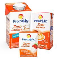 Kit Piracanjuba Zero Lactose para Receitas -