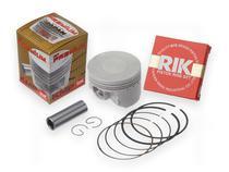 Kit pistão anel rik premium fazer xtz crosser factor 150 1.0 -