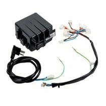 Kit Placa Eletrônica com Rede Elétrica Refrigerador Brastemp - Multibrás