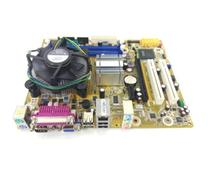 Kit Placa Intel 775 Ddr3 Core 2 Duo E8400 Cooler 4gb Ddr3