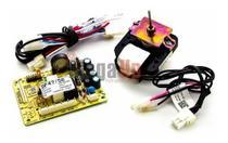 Kit Placa Sensor 127v Df47 Df50 Df50x Dfw50 Dw49x 70001455 Original - Electrolux