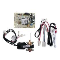 Kit Placa Sensor Motor Ventilador 110V Original Refrigerador Electrolux - 70001453 -