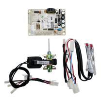 Kit Placa Sensor Motor Ventilador 110V Original Refrigerador Electrolux - 70001455 -
