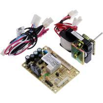 Kit Placa Sensor Motor Ventilador 220V Original Electrolux DF46 DF49 - 70001454 -