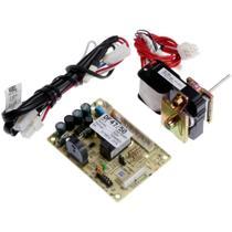 Kit Placa Sensor Motor Ventilador 220V Original Refrigerador Electrolux - 70001456 -