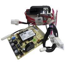 Kit Placa Sensor Motor Ventilador 220V Refrigerador Electrolux 70001454 -