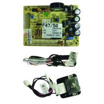 Kit Placa Sensor Refrigerador Electrolux DF50 127v 41017892 -