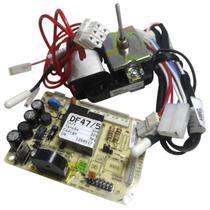 Kit Placa Sensor Ventilador 220V Refrigerador Electrolux 70001456 -