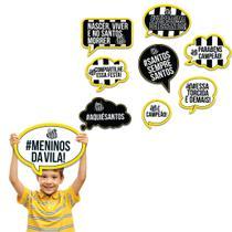 Kit Placas 9 Unidades - Santos - Festcolor -