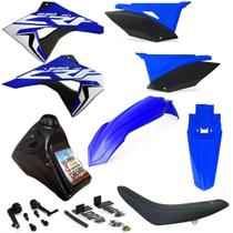Kit Plástico Biker Elite Completo Crf 230 Adaptável Xr 200 Xr 250 Tornado - Biker / X-Cell