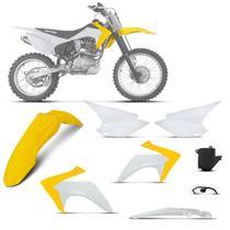 Kit Plastico Exclusivo Crf 230f 2015 - 7 Itens (Cores) - Pro Tork