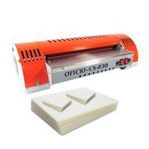 Kit Plastificação - Plastificadora Marpax + 320 Polaseal - Kits