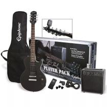 Kit Player Pack Epiphone Les Paul Special - Black -