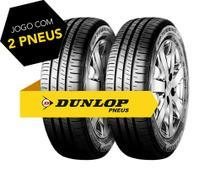 Kit pneu aro 14 - 175/65r14 R1 82T Dunlop 2 peças -