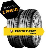 Kit  pneu aro 14 - 175/65r14 touring r1 dunlop 2 peças -