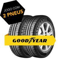 Kit pneu aro 14 - 175/70r13 assurance 82t goodyear 2 pecas -