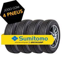 Kit pneu aro 14 - 175/70r14 84t bc10 sumitomo 4 peças -