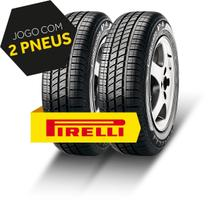 Kit pneu aro 15 - 175/65r15 p4 pirelli 2 peças -