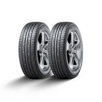 Kit pneu aro 15 - 185/60r15 88h lm704 dunlop 2 peças -
