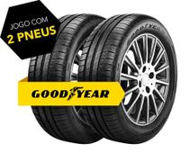 Kit Pneu Aro 15 - 195/55R15 85H Efficientgrip Performance goodyear 2 Peças -