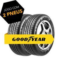 Kit pneu aro 15 - 195/55r15 eag spt 85h sl goodyear -