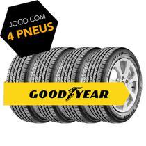 Kit pneu aro 15 - 195/55r15 efficientgrip performance 85h goodyear 4 pecas -