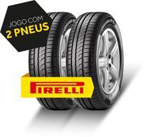 Kit pneu aro 15 - 195/60r15 p1 pirelli 2 peças -