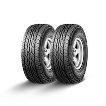 Kit pneu aro 15 - 205/70r15 96t at3 grandtrek dunlop 2 peças -