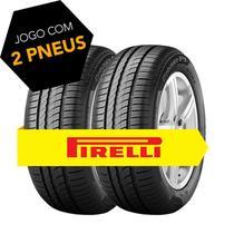 Kit pneu aro 16 - 205/55r16 91v p1 pirelli 2 peças -