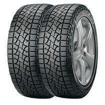Kit pneu aro 16 - 205/60r16 92h scorpion atr pirelli 2 peças -