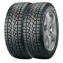 Kit pneu aro 16 - 235/60r16 100h scorpion pirelli 2 peças -