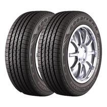 Kit pneu Aro15 Goodyear Direction Sport 195/60R15 88V SL TL - 2 unidades - Goodyear Do Brasil