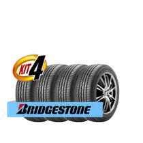 Kit Pneu Bridgestone Aro 16 205/55R16 Turanza ER300 91V 4 Unidades -